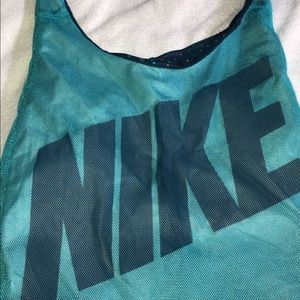 Nike Gym Bag- Teal